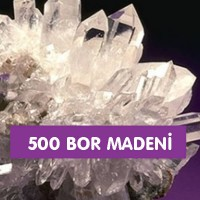500 Bor Madeni